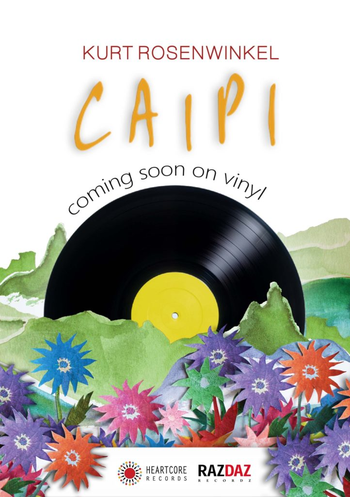CAIPI coming soon on VINYL | Heartcore Records